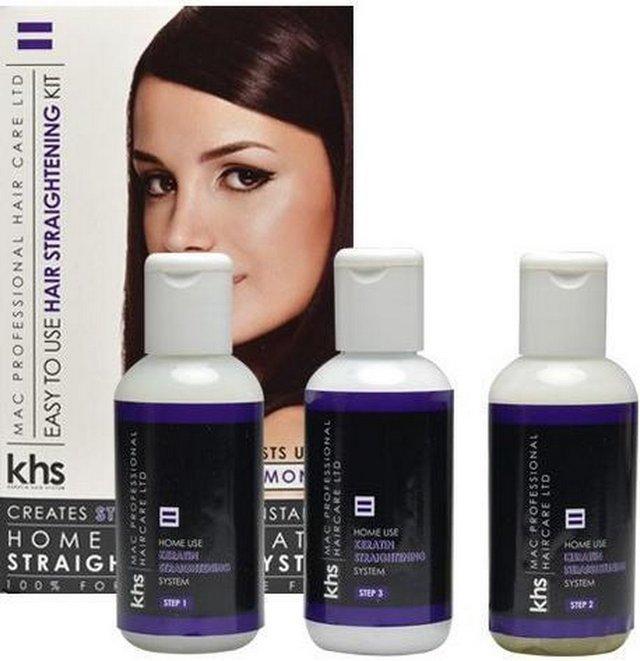 Keratin Hair System Straightening Treatment System