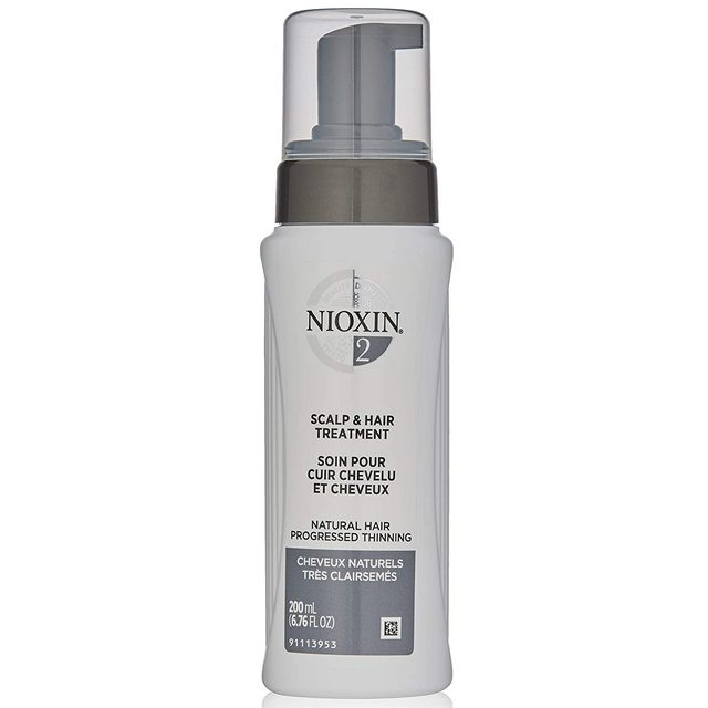 Nioxin Scalp Treatment for Fine Hair System 2 for Hair