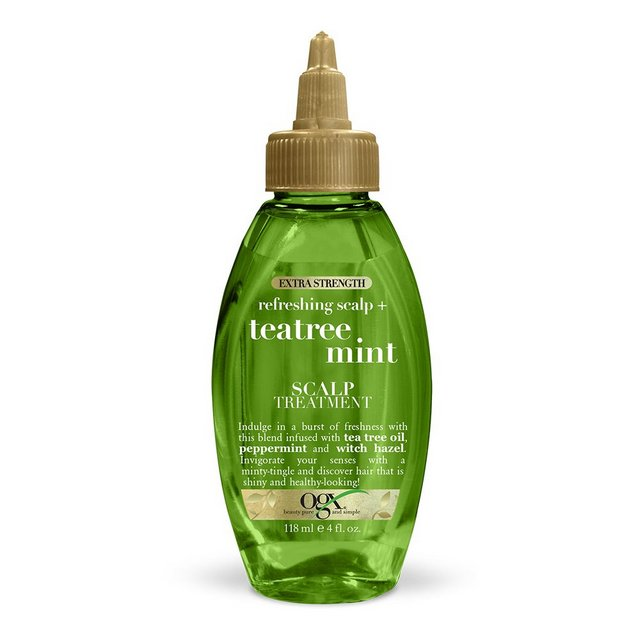 OGX Extra Strength Refreshing Scalp + Tea Tree Mint Scalp Treatment